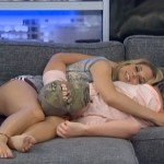 Aaryn flirts with Judd 05