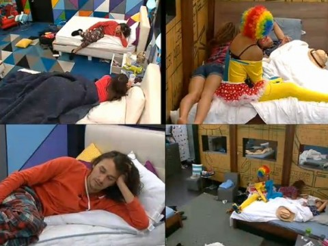Big Brother 15 August 4, 2013