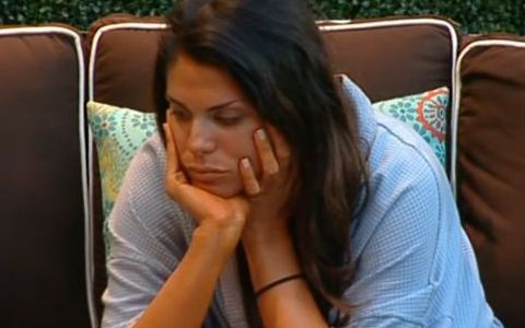 Amanda worried about eviction