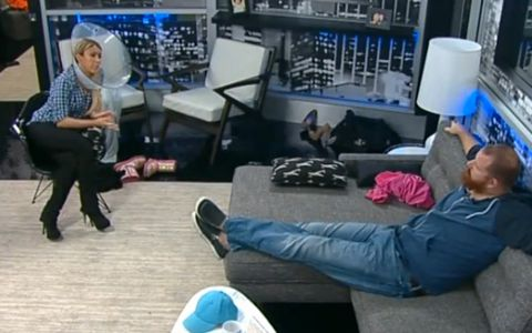 Big Brother 15 - GinaMarie & Spencer