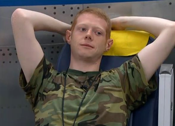 Andy as HoH