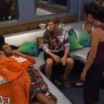 Helen gets Judd in Lounge