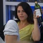 Amanda drinks all the wine