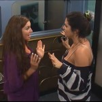 Amanda and Elissa discuss her plan