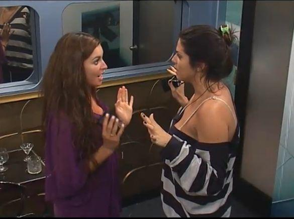 Amanda and Elissa discuss her plan