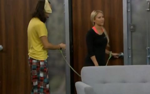 Big Brother 15 gives out punishments