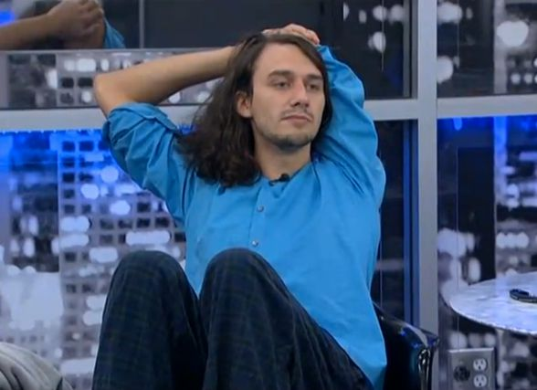 McCrae in the HoH
