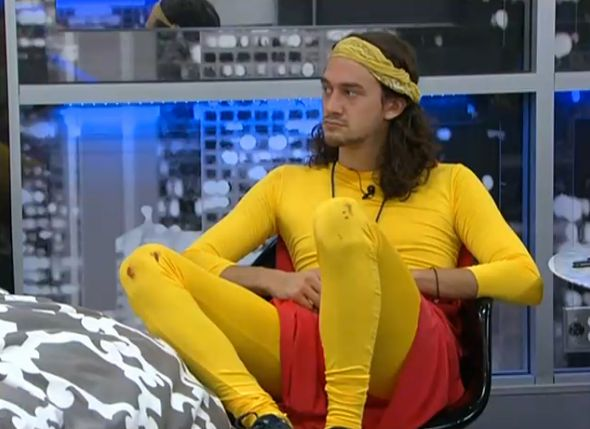 McCrae after the Veto win