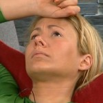 GinaMarie cries after Veto