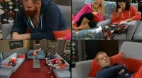 Big Brother 15 HGs prepare for eviction