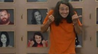 McCrae poses by the Memory Wall