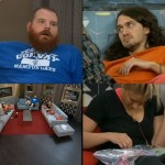 Quad view of the Feeds