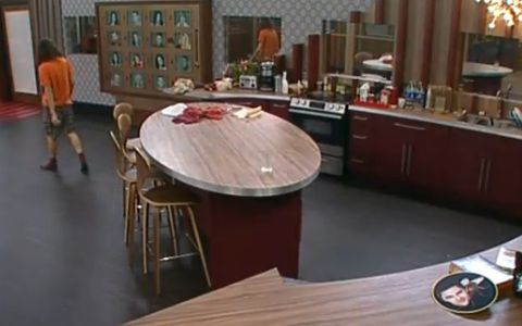 Big Brother 15 Final 4 memory wall
