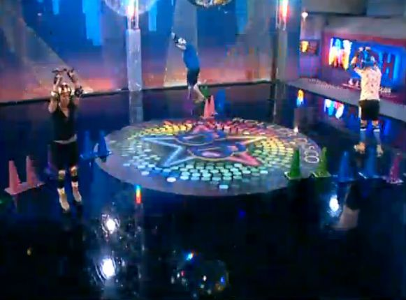 Big Brother 15 Disco endurance comp