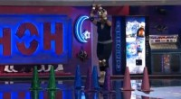 Big Brother 15 Final HoH skating comp