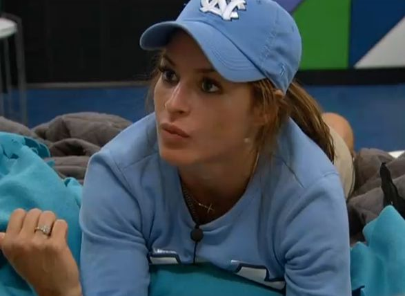 Elissa Slater on BB15 02