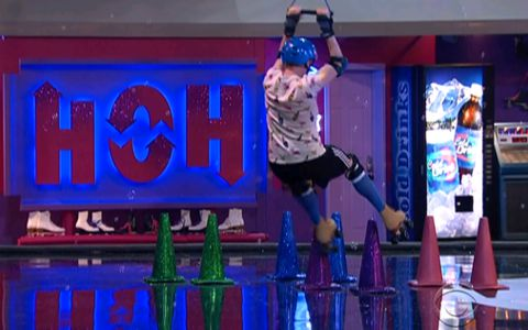 Big Brother 15 - Final HoH Round 1
