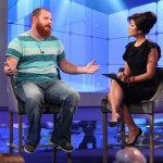 Spencer talks to Julie Chen