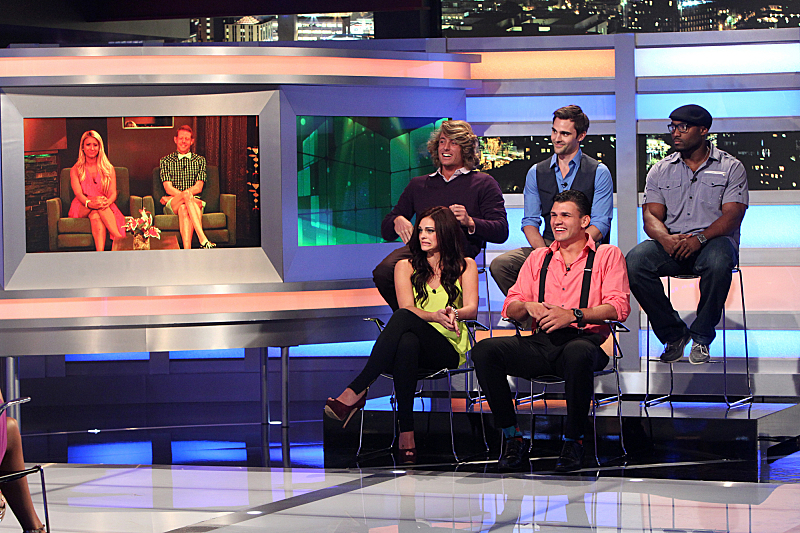 BIG BROTHER 15 – First 5 Evicted HGs