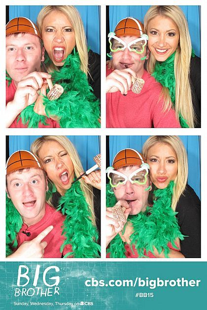 Big Brother 15 Week 11 photo booth 03