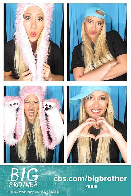 Big Brother 15 Week 11 photo booth 06