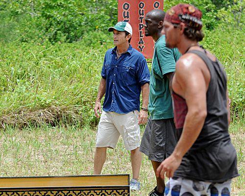 Hayden Moss on Survivor 2013 03