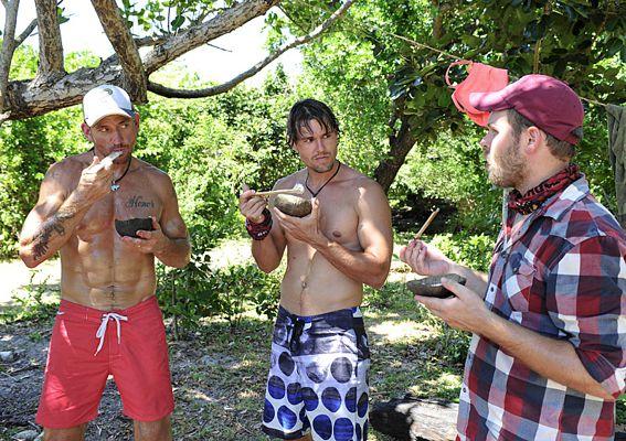 Hayden Moss on Survivor 2013 04