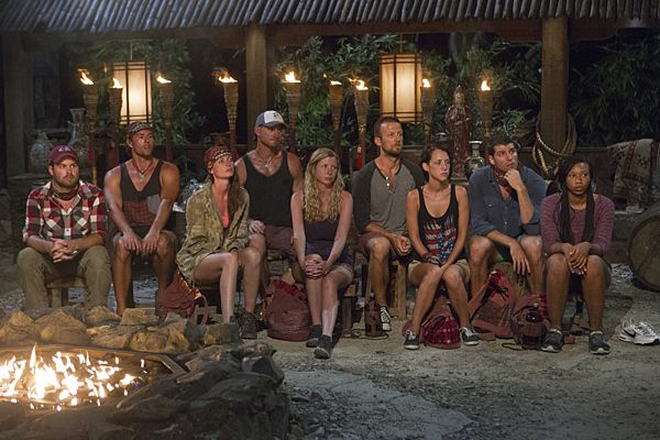 Hayden Moss on Survivor 2013 05