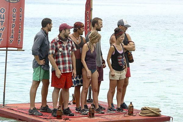 Hayden Moss on Survivor 2013 06