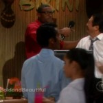 Howard appears on The Bold & The Beautiful