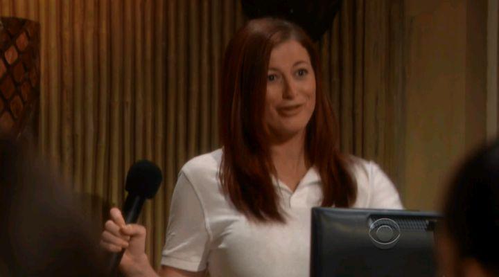 Rachel Reilly appears on Bold & Beautiful