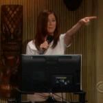Rachel sings karaoke on Bold & Beautiful