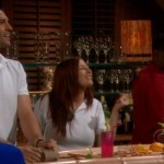 Brendon, Rachel, & Howard on Bold & Beautiful