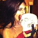 Kaitlin Barnaby - Halloween 01