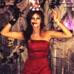 Kaitlin Barnaby - Halloween 02