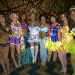 GinaMarie and the Disney Princesses