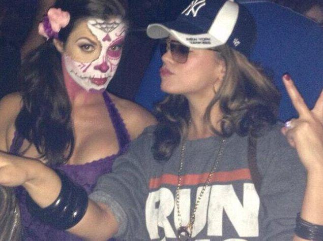 Lisa Donahue (BB3) on Halloween