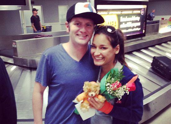 Judd and Jessie together