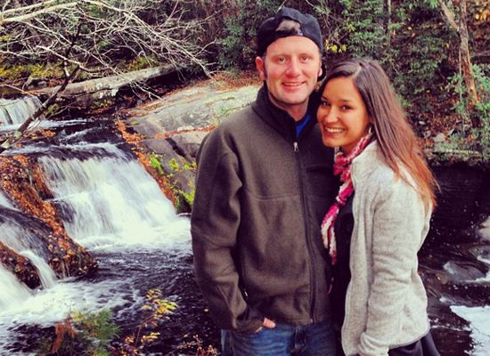 Judd and Jessie out in Tennessee