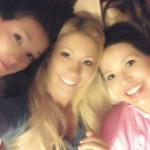 Jessie, GM, & Danielle
