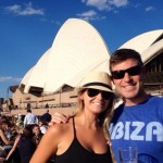 Jeff and Jordan visit the Sydney Opera House