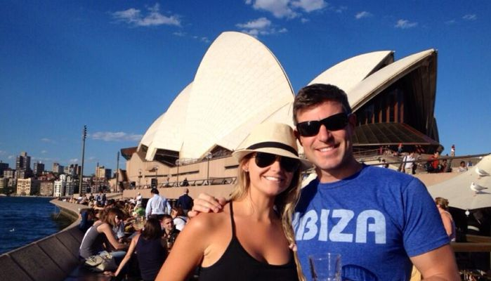 Jeff and Jordan visit the Sydney Opera House