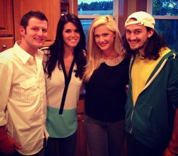 Judd, Amanda, Janelle, & McCrae