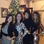 Helen, Candice, & Elissa posing