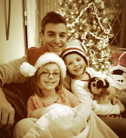 Jeff Schroeder on Christmas