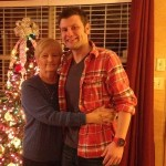 Judd with family for Christmas