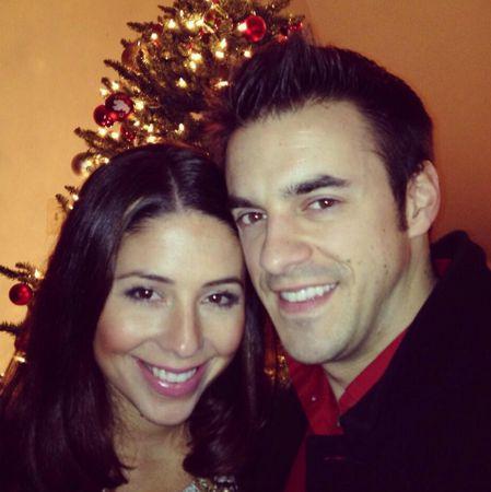 Dan Gheesling and his wife