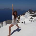 Elissa Slater - Yoga pose 03