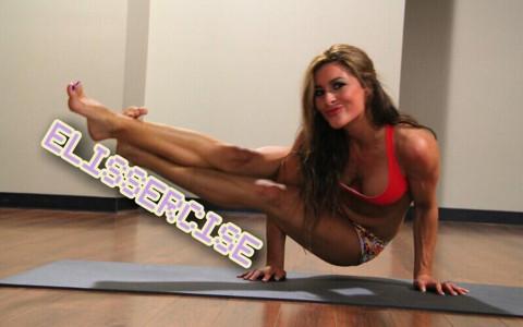 Elissa Slater interview - Elissercise