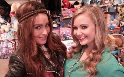Elissa Slater & Kara Monaco - Big Brother Toys For Tots